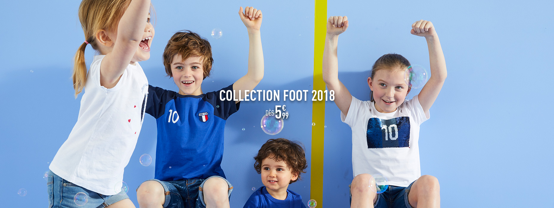 Collection Foot