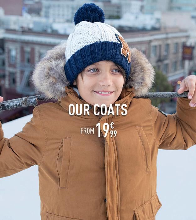 Nos manteaux