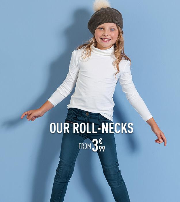 Roll-necks