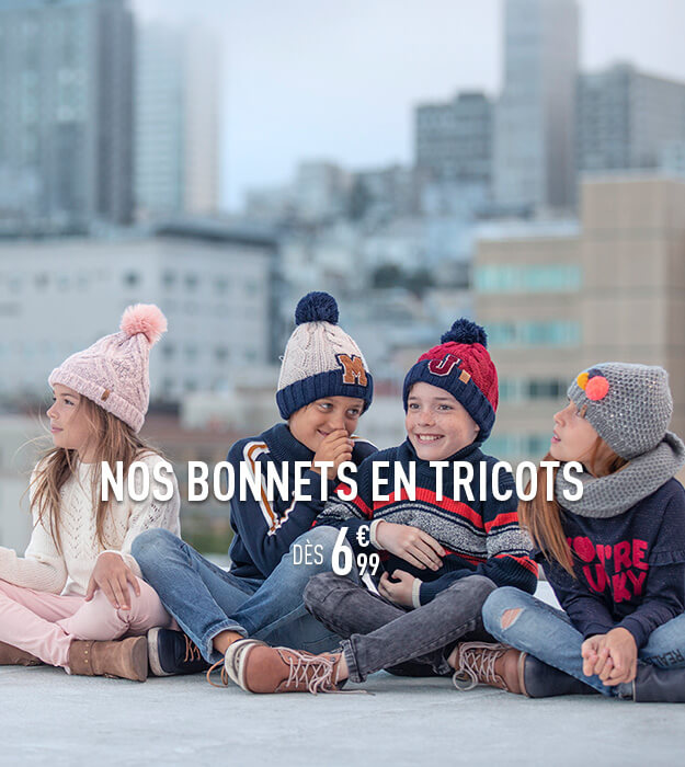 Nos tricots