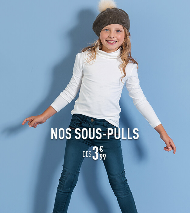 Nos sous-pull