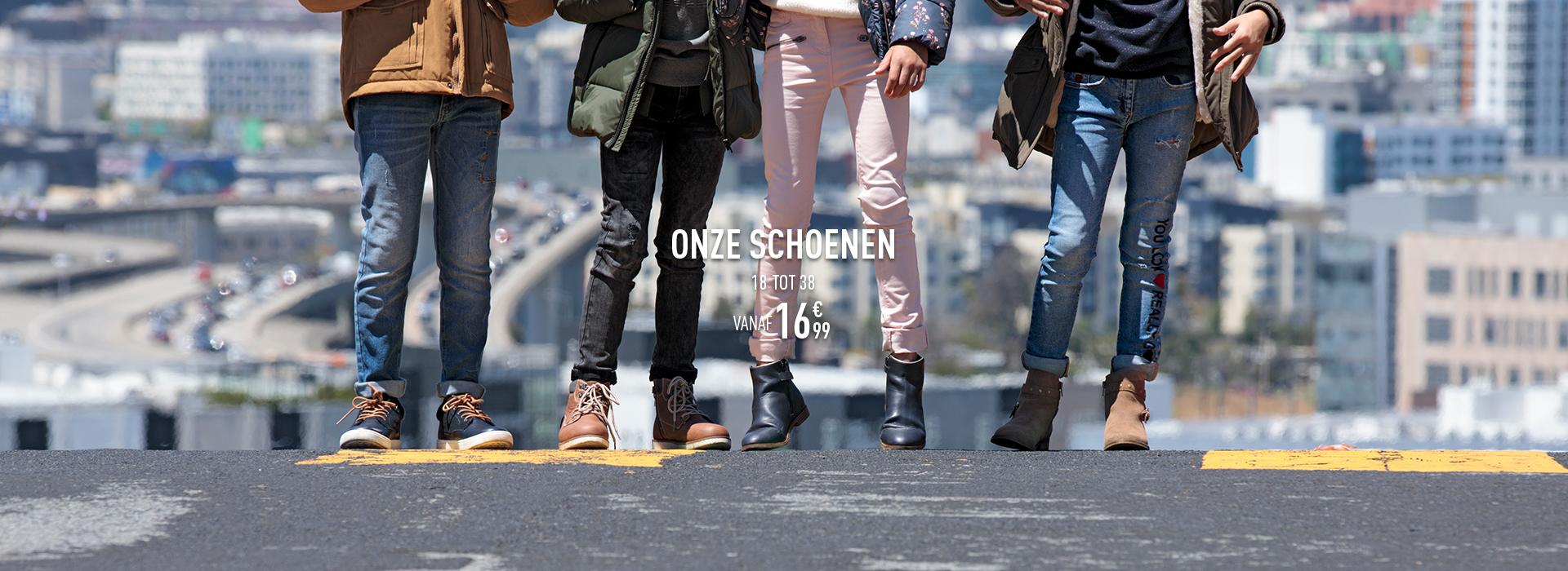 Onze schoenen