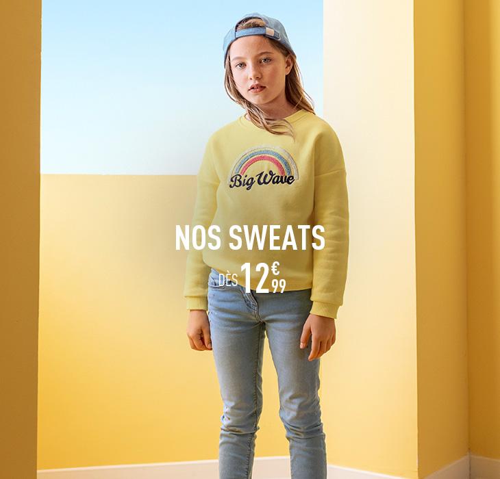 baa8823d0123 Vêtements Fille - La Mode Fille de 2 ans à 14 ans   Tape à l Oeil