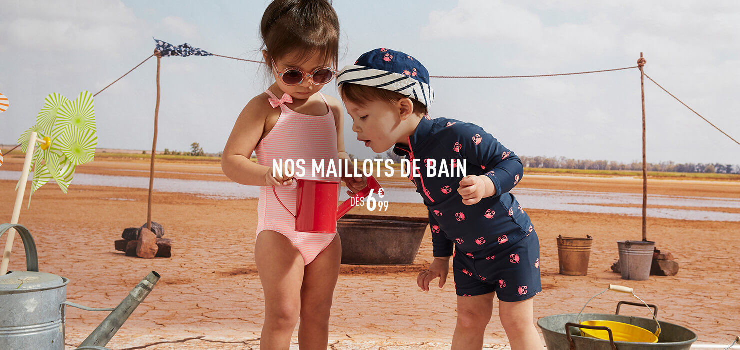 Nos maillots