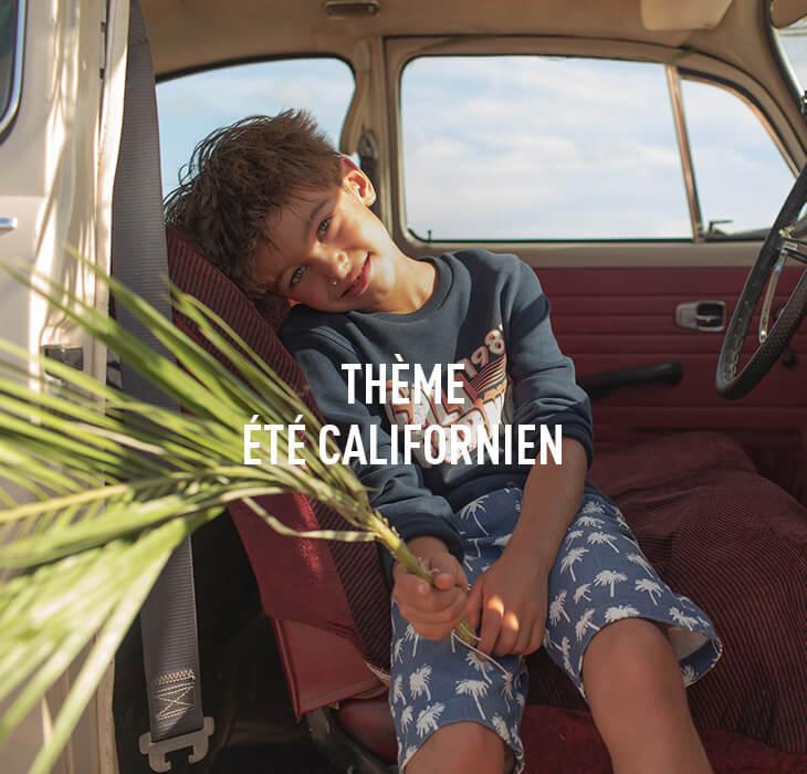 Thème Californien