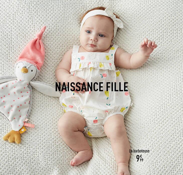 394ed82f73491 Vêtements Bébé Naissance - Habits Bébé   Tenues Nouveau-né