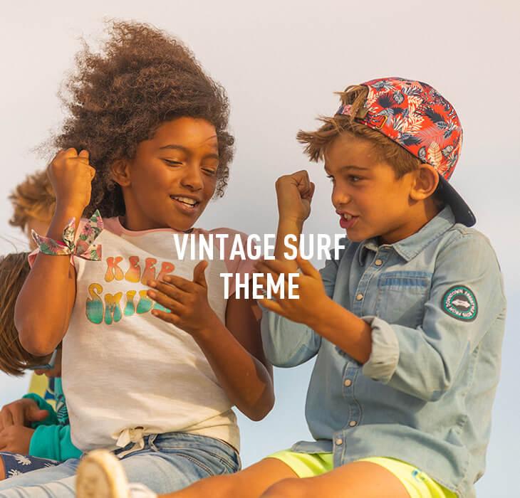 Thème Vintage