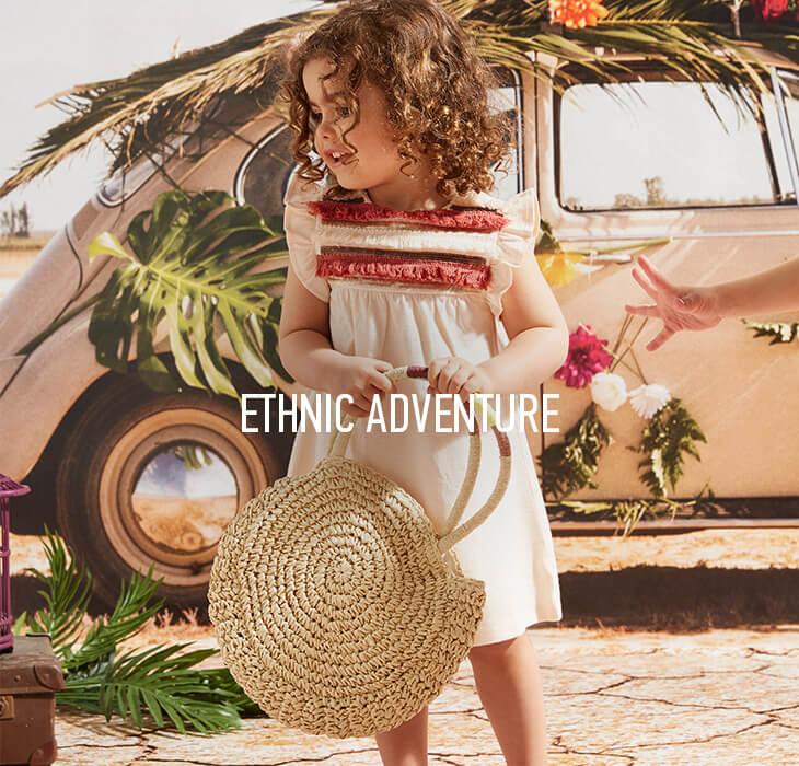 Thème aventure ethnique