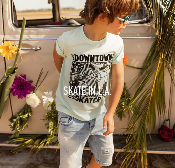 Thème Skate à LA