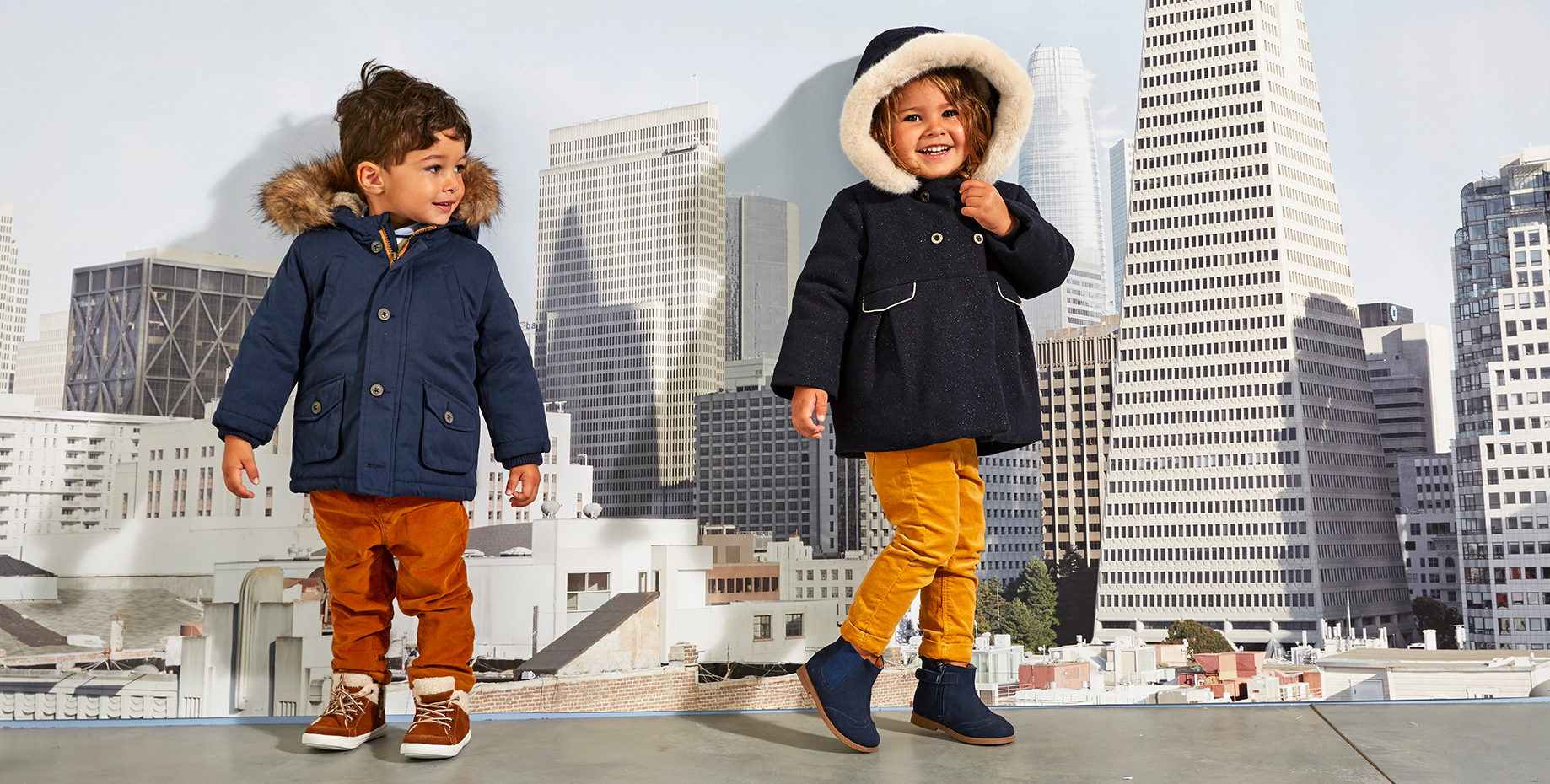 17a4146b1e02 Lookbook   The Perfect Coats for our Original Kids !