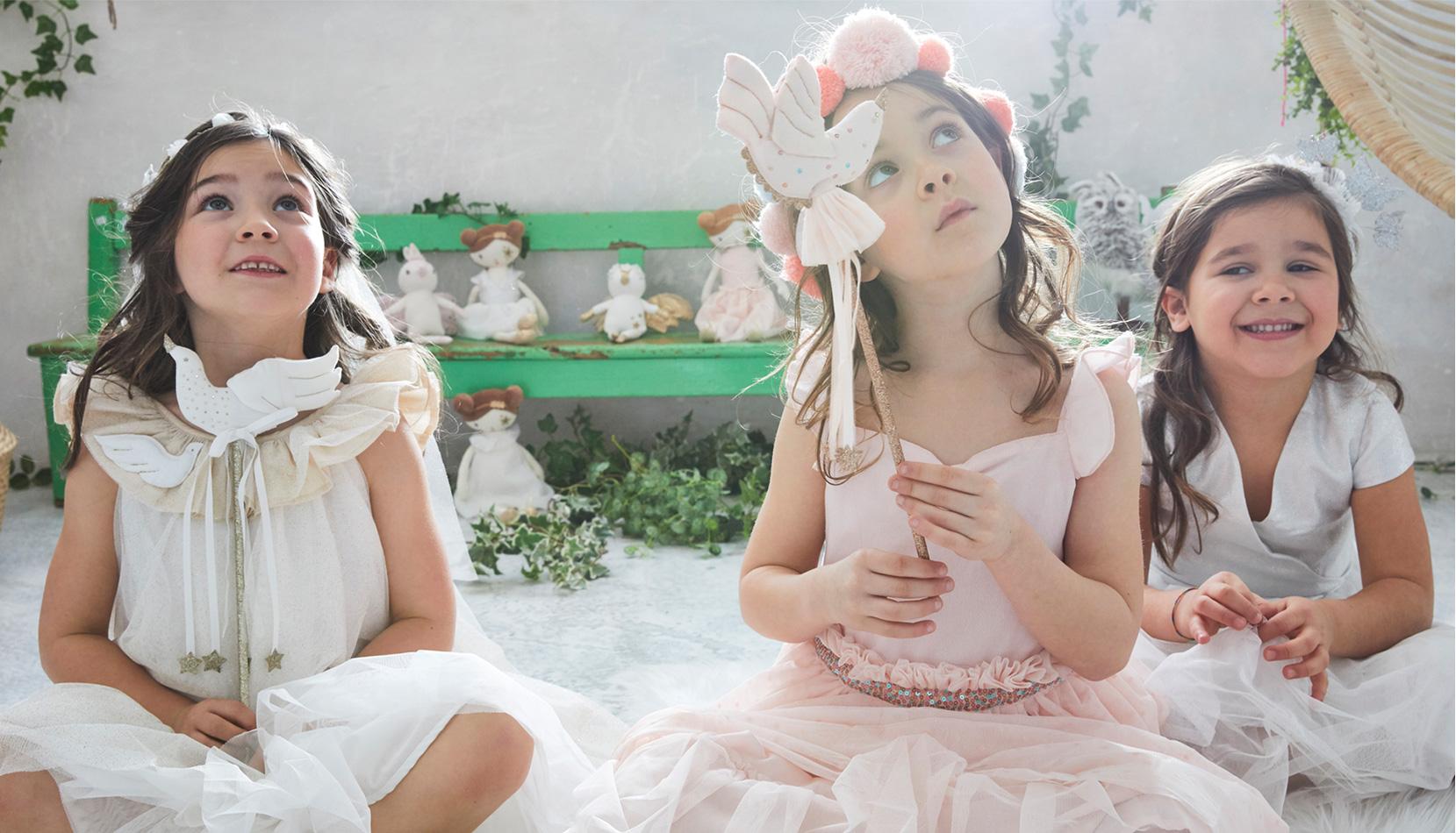 TAO dream: The lookbook for our princesses! | Tape à l'œil