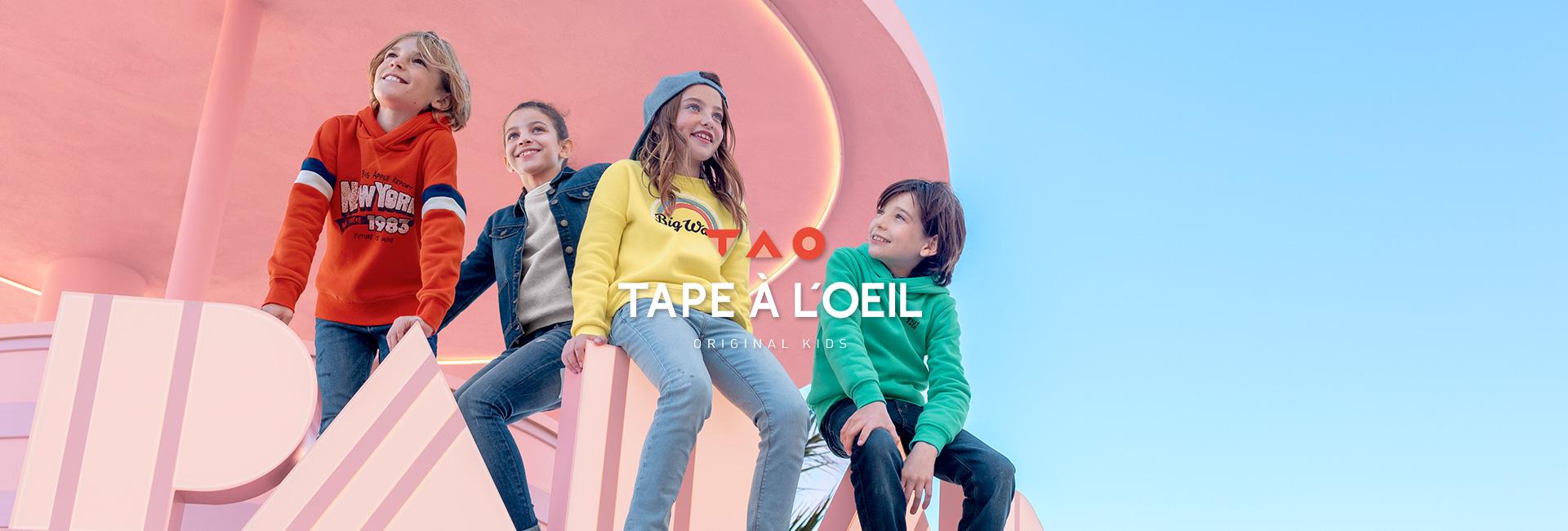 TAPE A L'OEIL - La marque