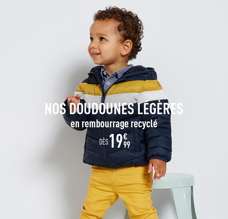 nouveau produit 7e3ef 5e8f8 Vêtements Bébé Garçon - 3 mois à 3 ans   Tape à l'Oeil